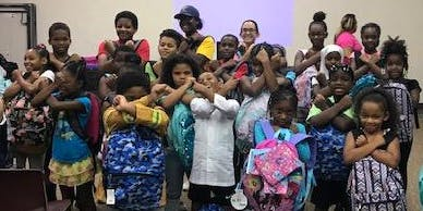 Gloucester County NAACP Youth Council Annual BACKPACK GIVEAWAY