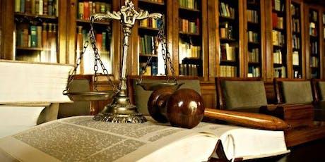 Seminário Jurídico – Segredos e Técnicas Práticas para fazer seu escritório crescer ingressos
