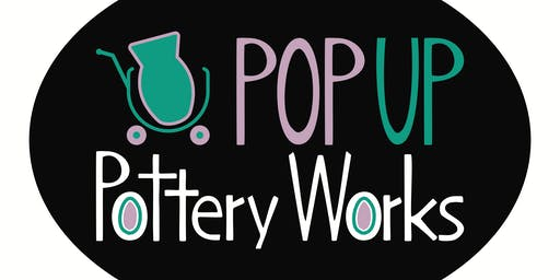 Pop Up Pottery Works - Paint Night