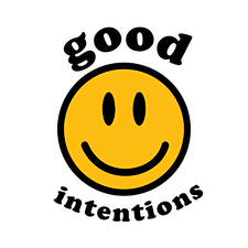GOOD INTENTIONS INC.  logo