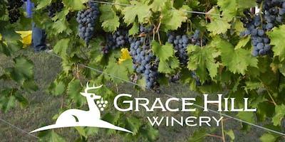 Grape Harvest! Saturday August 17th