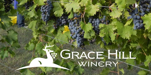Grape Harvest! Saturday August 17th