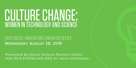 Culture Change: Women in Technology and Science tickets