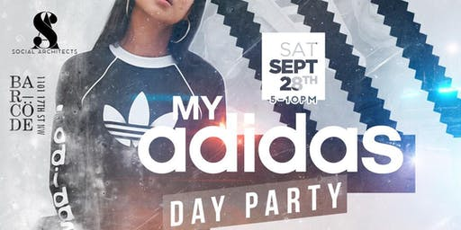 MY ADIDAS DAY PARTY