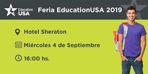 Feria EducationUSA 2019 - Asunción