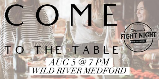 Medford Women's Fight Night - August 2019