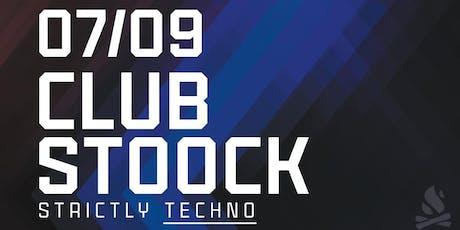 Stookhoksessies #14 - Club Stoock tickets