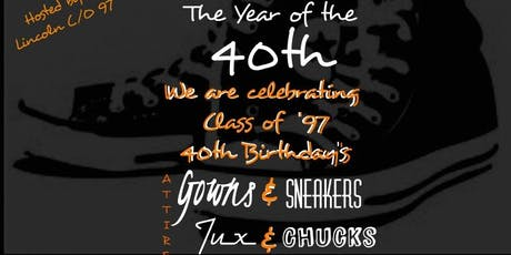 The Year of the 40th! tickets