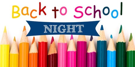 Cherry Valley Elementary School Back to School Night / Ice Cream Social tickets