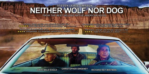 NEITHER WOLF NOR DOG