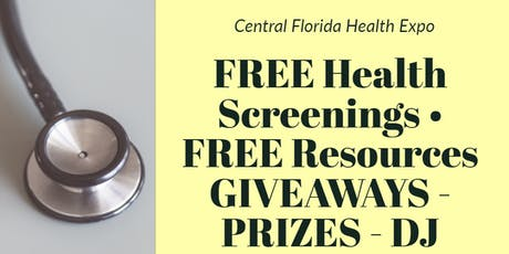 Central Florida Health Expo tickets