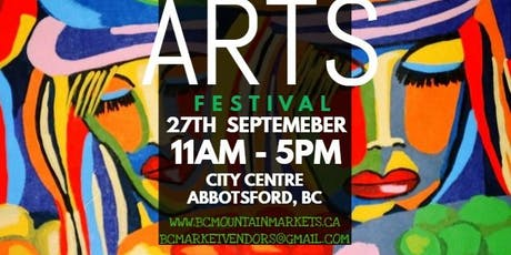 Cultural Weekend in Abbotsford BC tickets