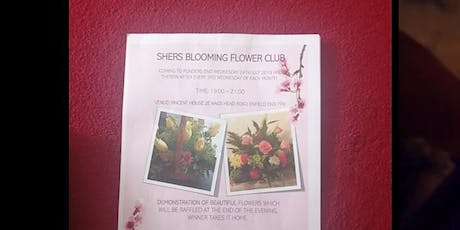 Sher Blooming Flower Club tickets