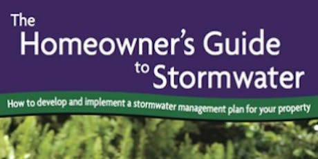 Train-the-Trainer Homeowner's Guide to Stormwater Workshop tickets