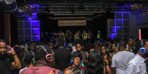 """Silent Party Chicago """"Juke Jam"""" @ The Promontory"""