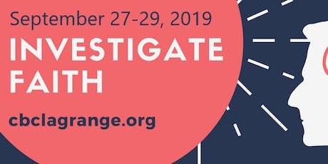 Investigate Faith 2019 tickets