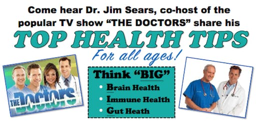Dr. Sears' Top Health Tips for all ages