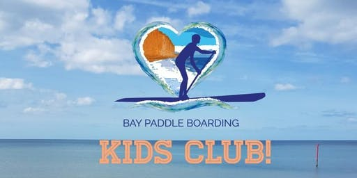 Bay Paddle Boarding Kids Club