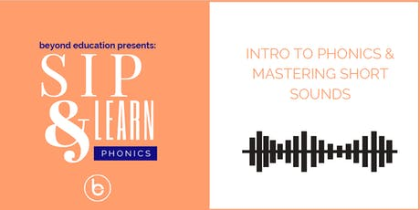 Sip & Learn - Session 1 tickets