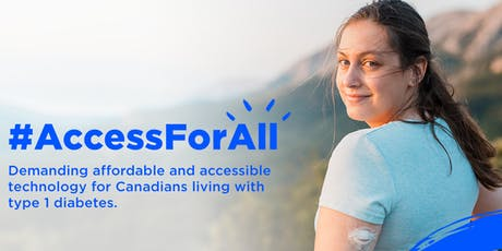 Technology and Diabetes: Access for All Aurora tickets