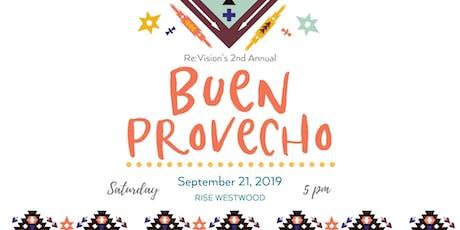 BUEN PROVECHO 2019 tickets