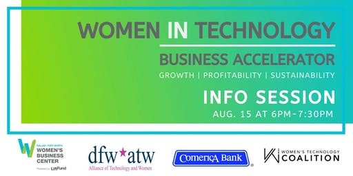 2019 WiTech Business Accelerator Info Session