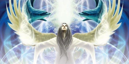Archangel Healer Class Work with Angels
