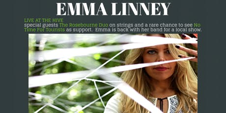 Emma Linney - Live At The Hive tickets