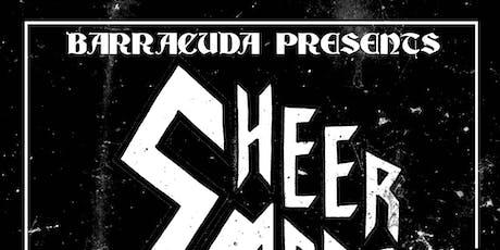 Sheer Mag with Tweens, Army and Mujeres Podridas @ Barracuda Austin tickets
