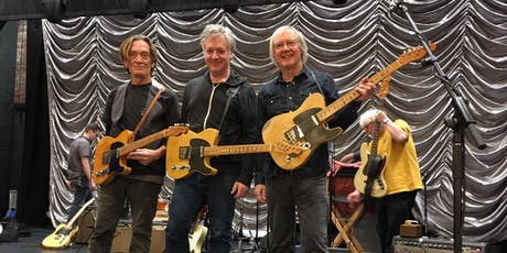 Masters of the Telecaster featuring GE Smith, Jim Weider and Duke Levine tickets