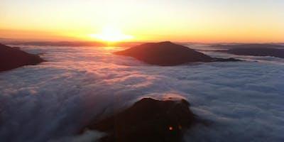 Snowdon Sunrise Summer Solstice