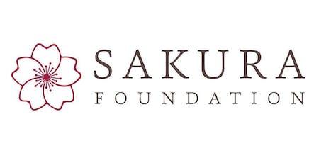Sakura Foundation's 5th Anniversary Celebration tickets
