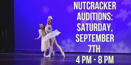 Nutcracker Auditions tickets