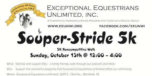 Exceptional Equestrians Unlimited Souper-Stride 5K