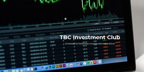 The Business Center Investment Club: Inaugural Meeting tickets