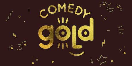 Comedy Gold: Edinburgh Fringe Previews!  tickets