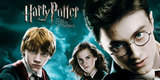 'Harry Potter and the Order of the Phoenix' Trivia at Railgarten