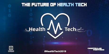 HealthTech 2019 - The Future of HealthTech and should we invest in it? tickets