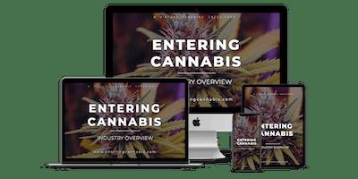 Entering Cannabis: Industry Overview - LIVE Master Class Webinar (Denver)