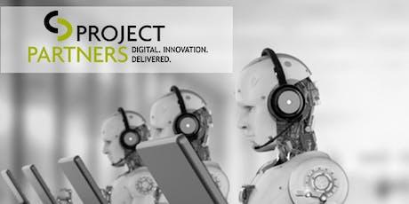 KI-Webinar: Voice Roboter revolutionieren das Contact Center Tickets