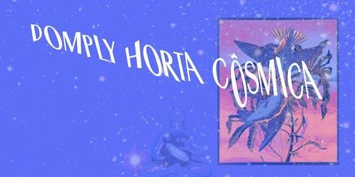 Domply Na Horta Cosmica c/ Cauanã (Odara)