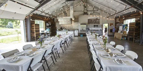 Growing Gardens Farm to Table Dinners tickets