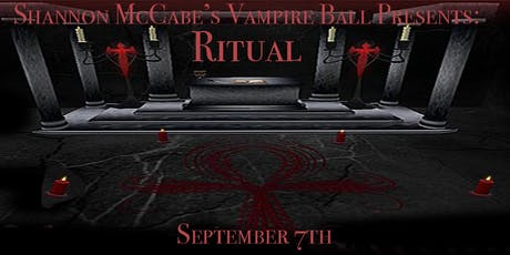 """Vampire Ball Presents:""""Ritual"""" with Live Music by Ashes Fallen   tickets"""