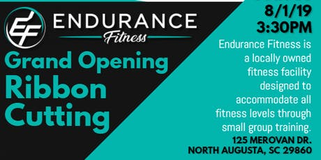 Ribbon Cutting: Endurance Fitness  tickets
