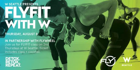FLYFIT WITH W tickets