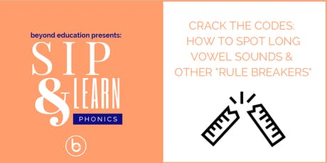 Sip & Learn - Session 2 tickets