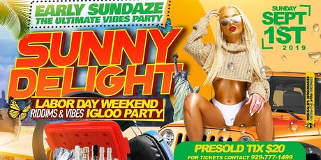 SUNNY DELIGHT  tickets