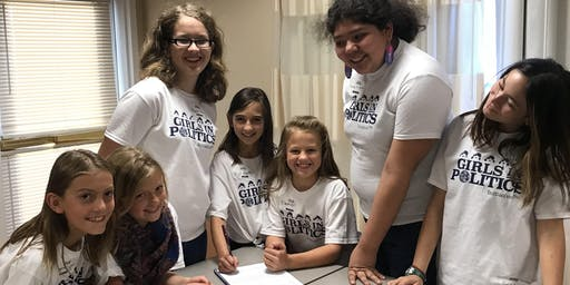 Camp Congress for Girls Boston 2019