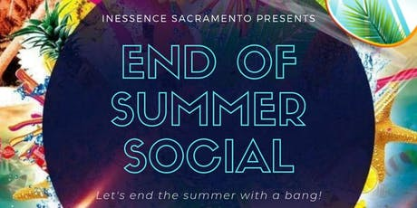 Inessence Sac: End of Summer Social tickets