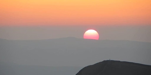 Pen y Fan Sunset Summer Solstice